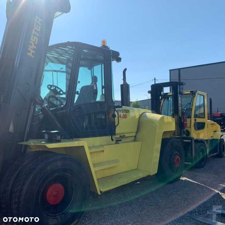 Hyster H 14.00 XM 6  Hyster H 14.00 XM 6 - 2