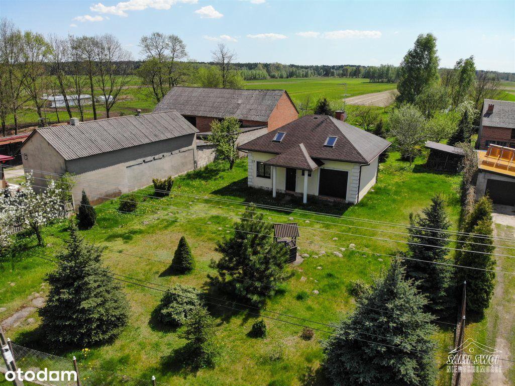 Dom, 130 m², Szczerców