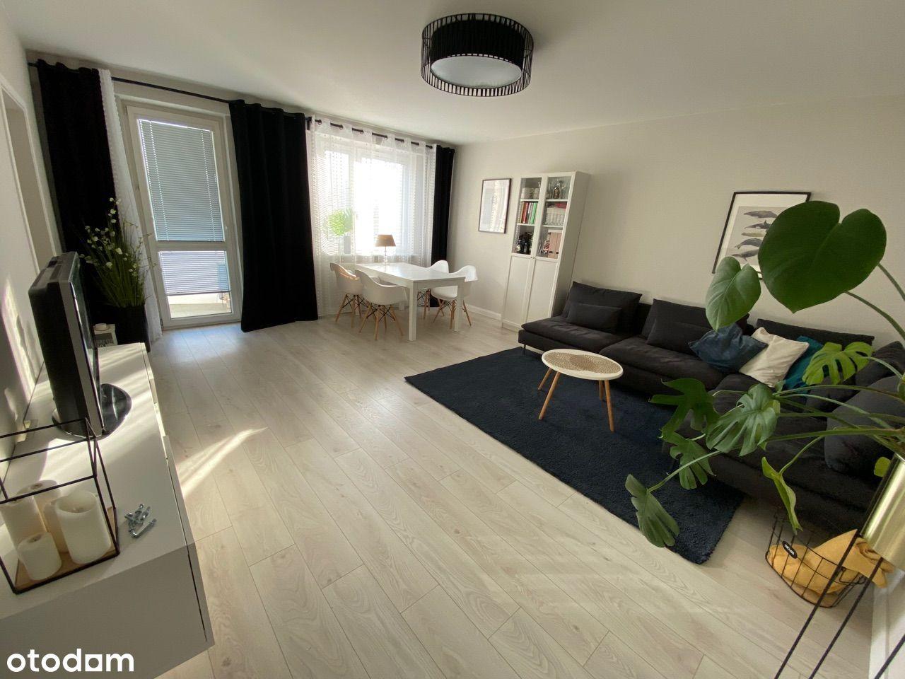 JANÓW mieszkanie 83 m2 na zamkniętym osiedlu