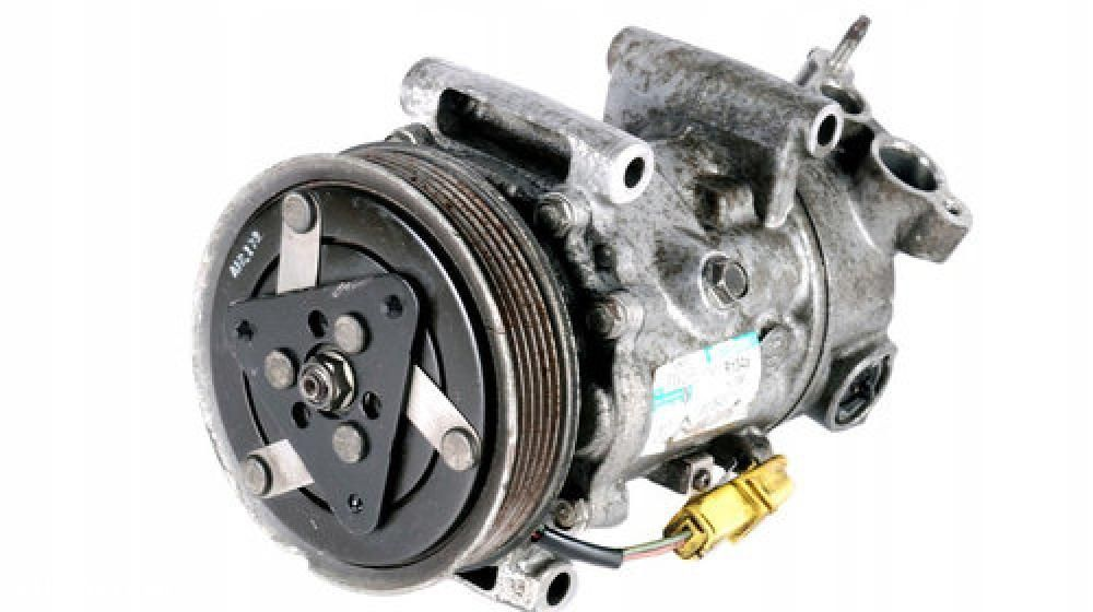 Compresor Aer / Ac 9659875780 Peugeot 308 1.6 hdi An Constructie 2004 - 2018 100 kw 136 cp - 1