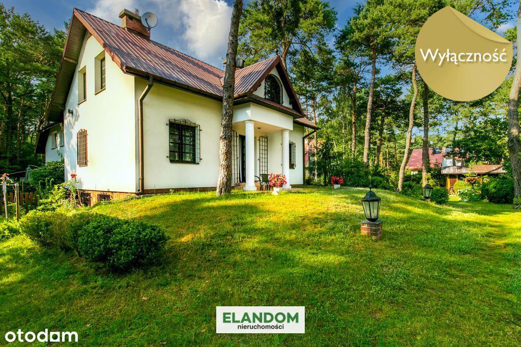 Klimatyczny dom w Michalinie.