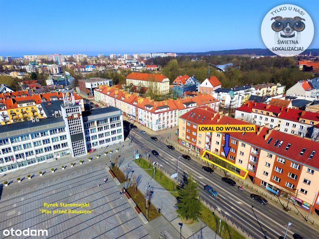 Lokal przy Ratuszu w samym centrum Koszalina!!!