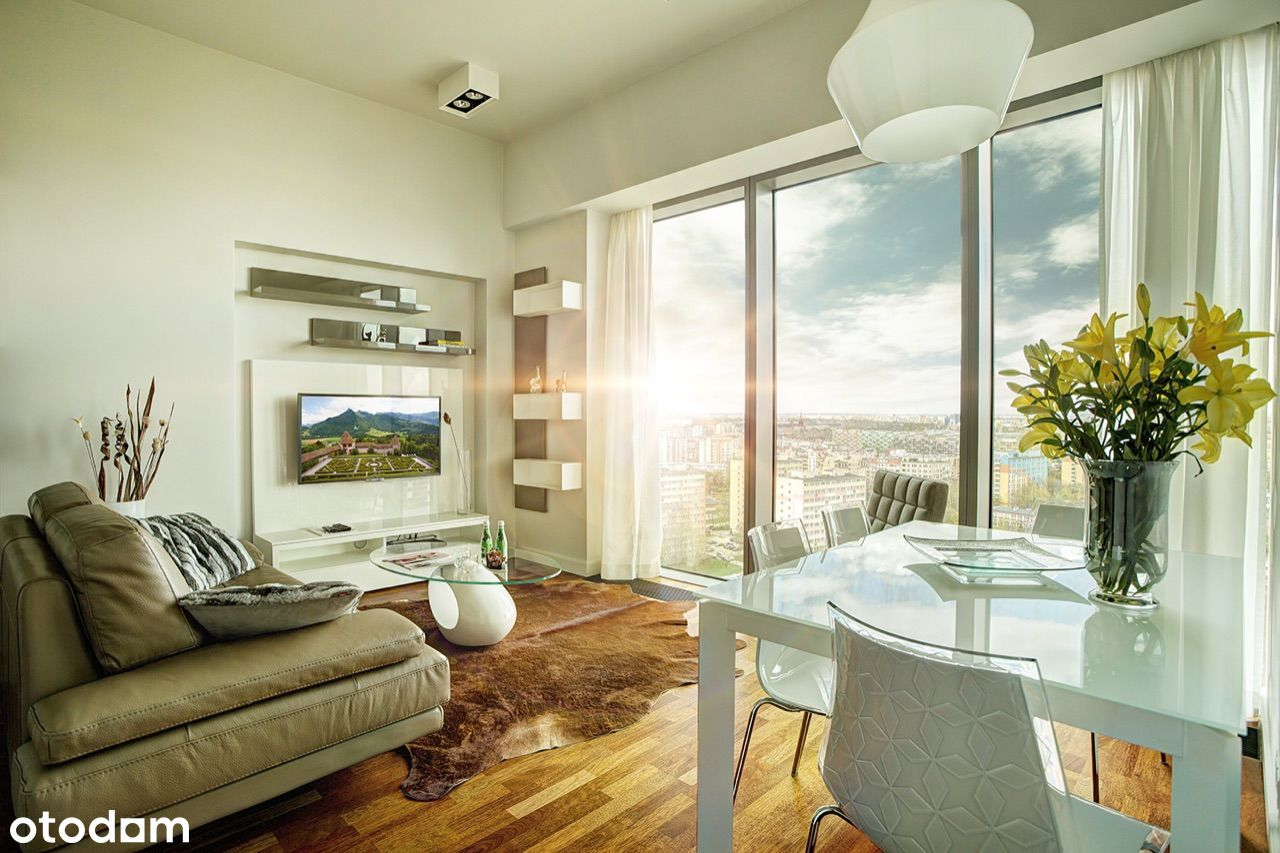 Sky Tower - Comfort 1-Bedr. Suite Apartment 50 SQM