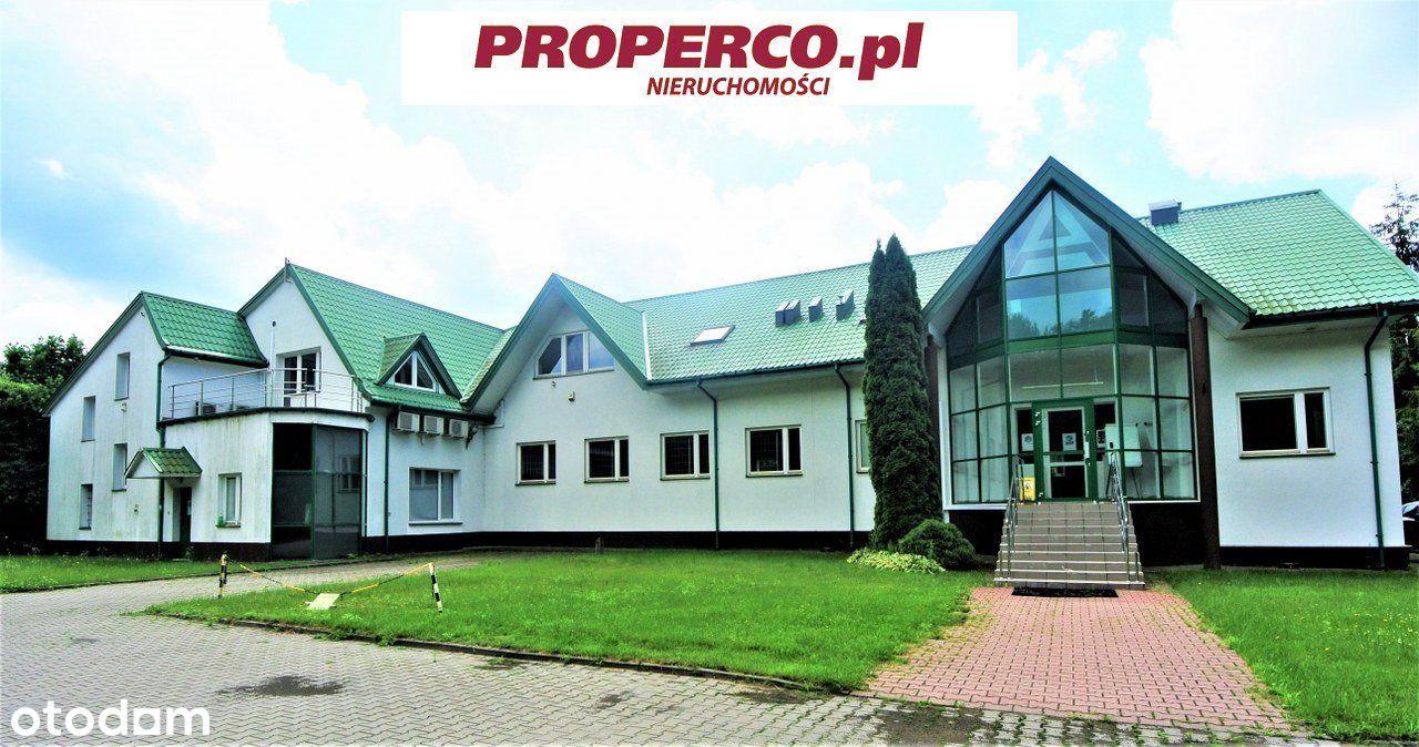Budynek biurowy o pow. 1202m2, gmina Lesznowola