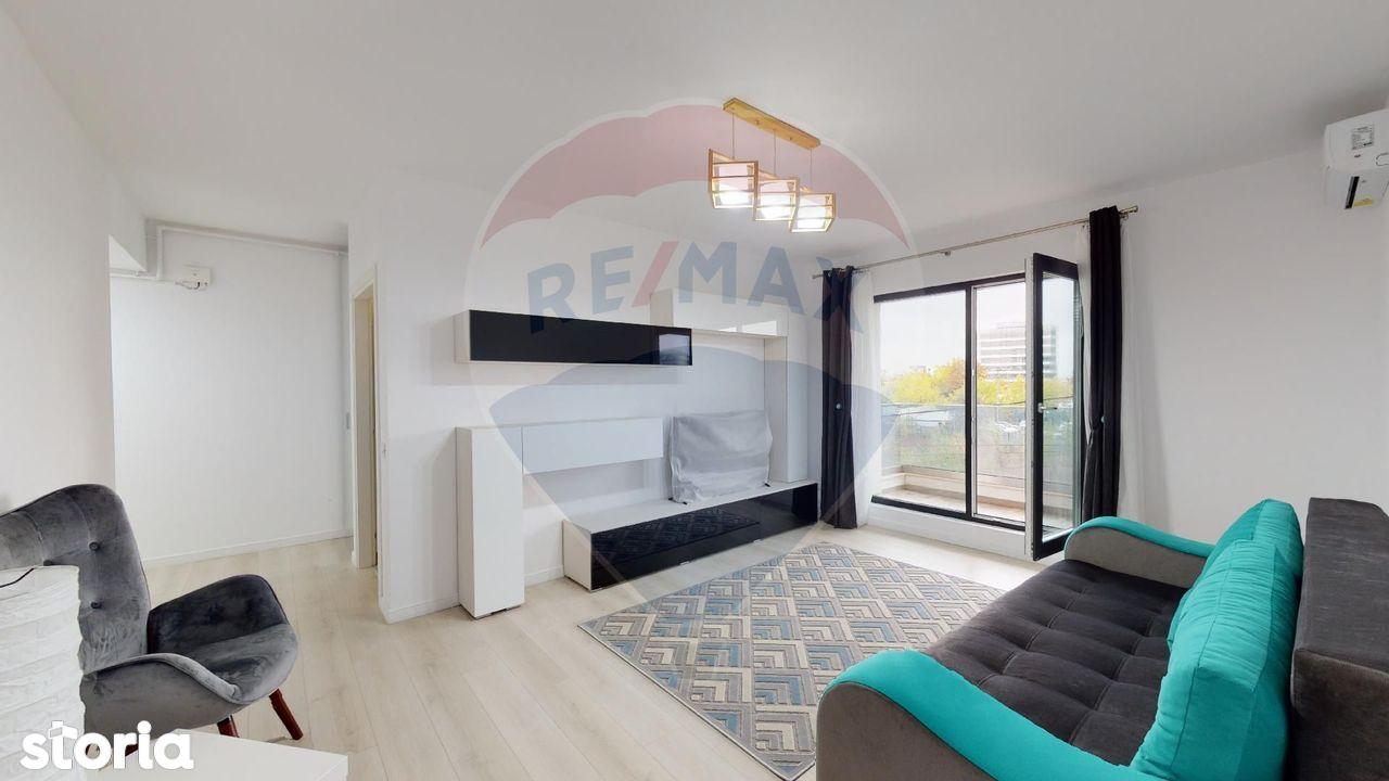 Apartament cu 3 camere de închiriat în zona Pipera, Rond OMV