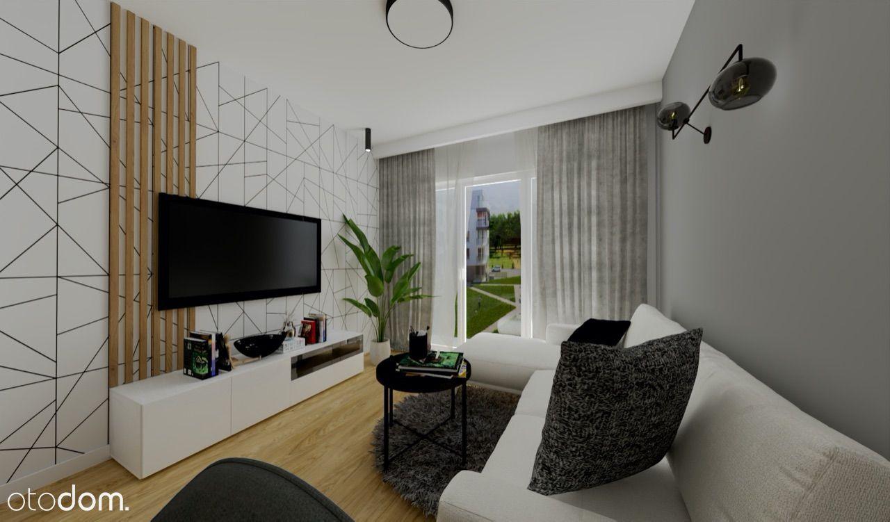Nowe Mieszkanie 2 pokoje,na parterze/Białe Tarasy2