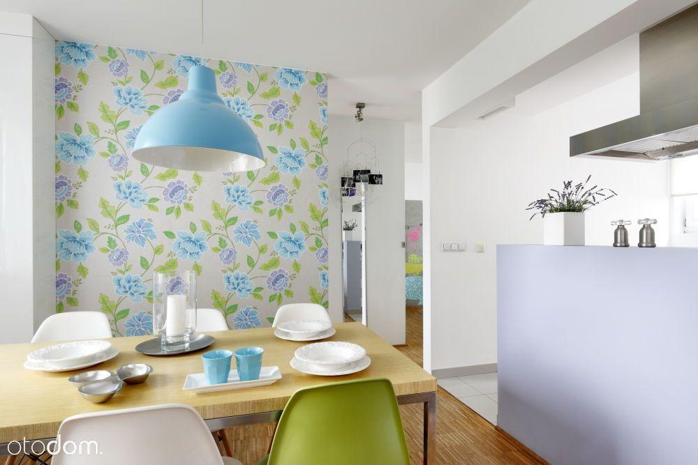 Mieszkanie trzypokojowe w stylu skandynawski