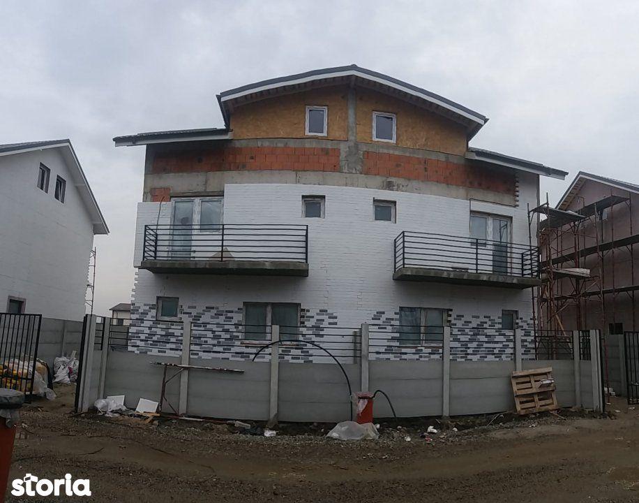 Duplex in cartier privat, 3 camere si mansarda locuibila, Cartierul Ve