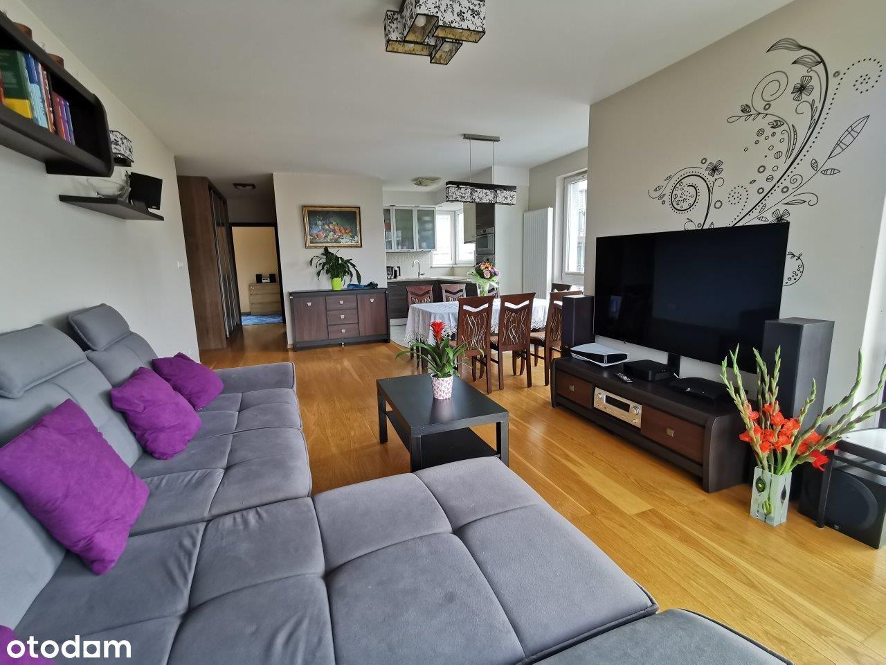 Przestronne 4-pokojowe mieszkanie w Gdyni