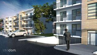 Mieszkanie na piętrze 48,56m2