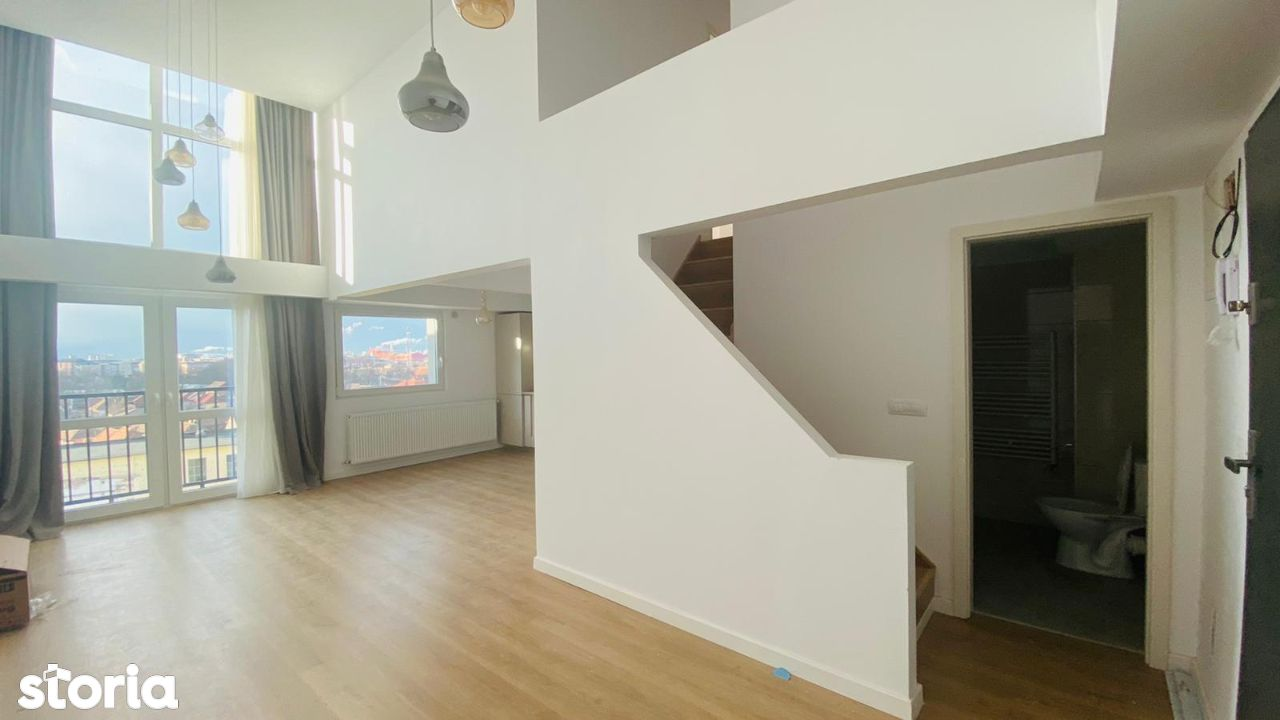 Apartament Nou, 2 Camere Cu Scara Interioara Sebes. Comision 0