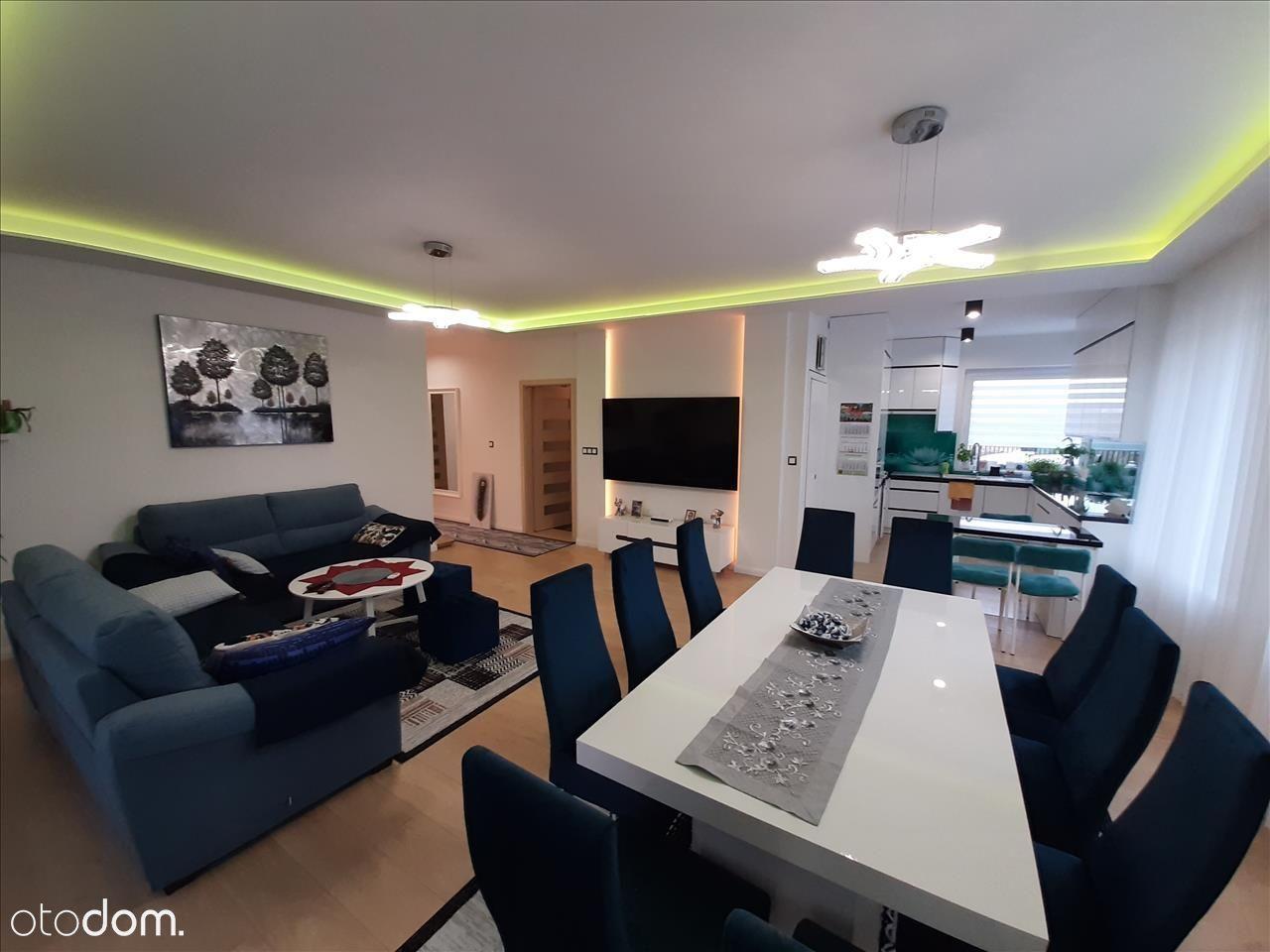 Nowoczesne wnętrze, 2 garaże, wysoki standard