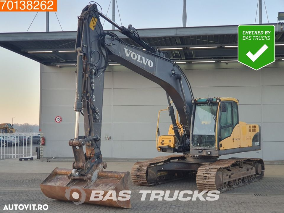 Volvo EC210C L From first owner - 1