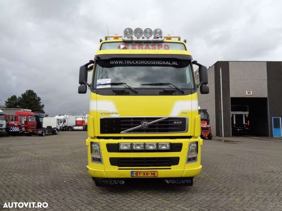 Volvo FH 400 + Euro 5 + 10 tyres + Hook system - 2