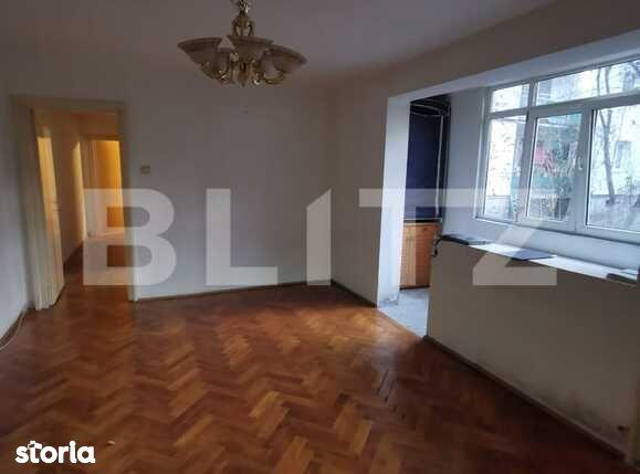 Apartament cu 3 camere, partial mobilat, 70 de mp, pet friendly,...
