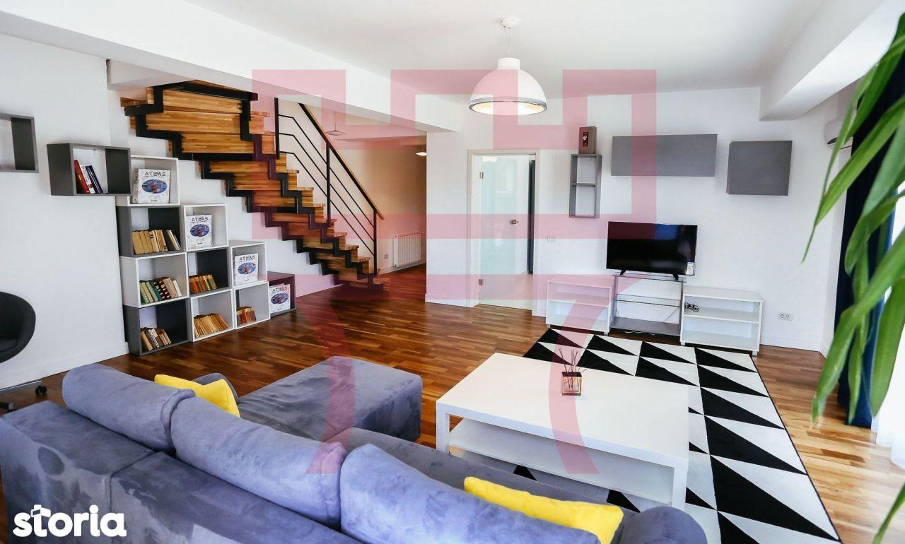 Vanzare  penthouse  spectaculos Central 4 camere + garaj