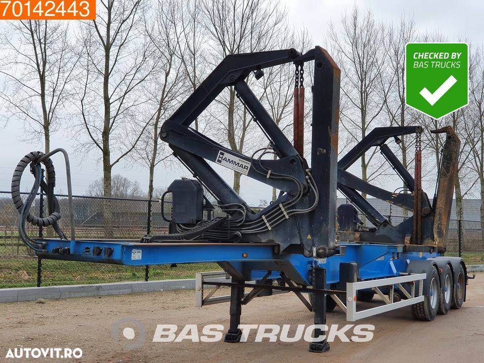 Hammar 160 S 3 axles Container Sideloader - 1