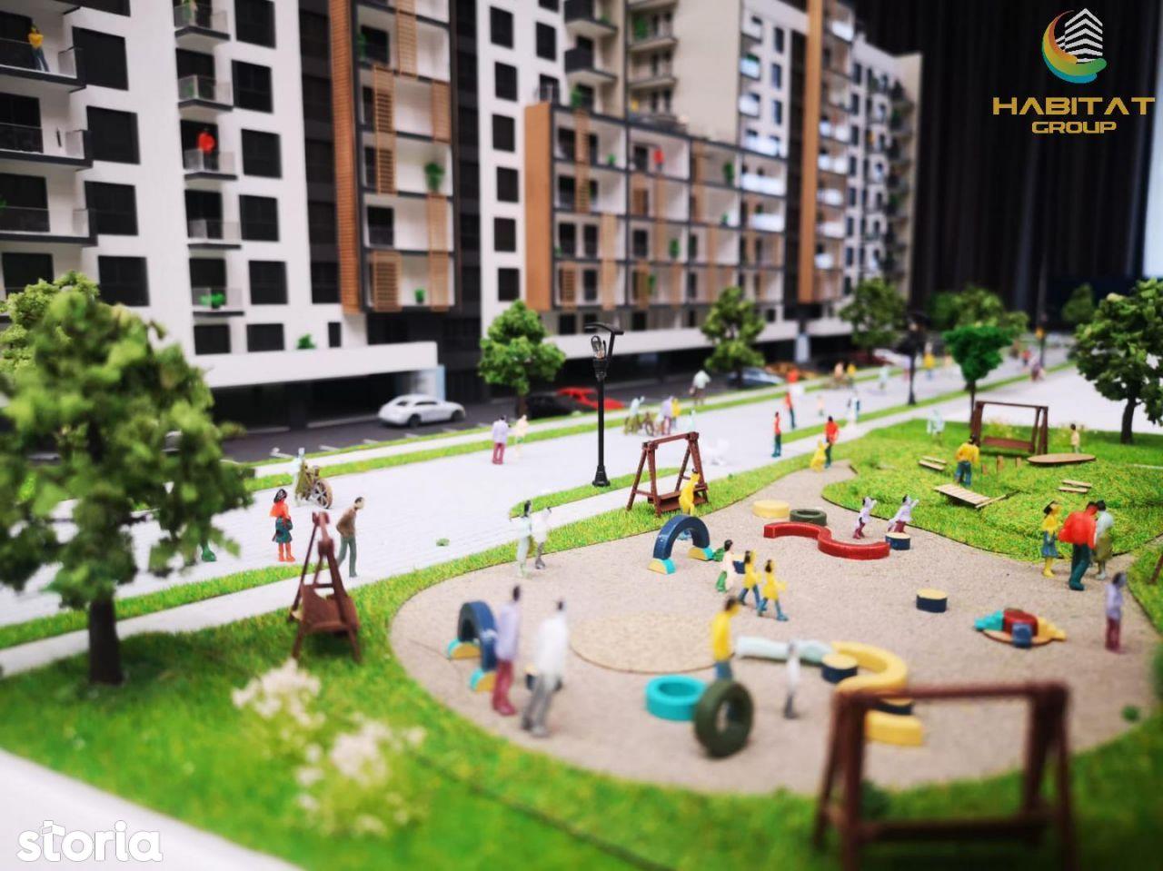 Apartament 2 camere de lux direct dezvoltator