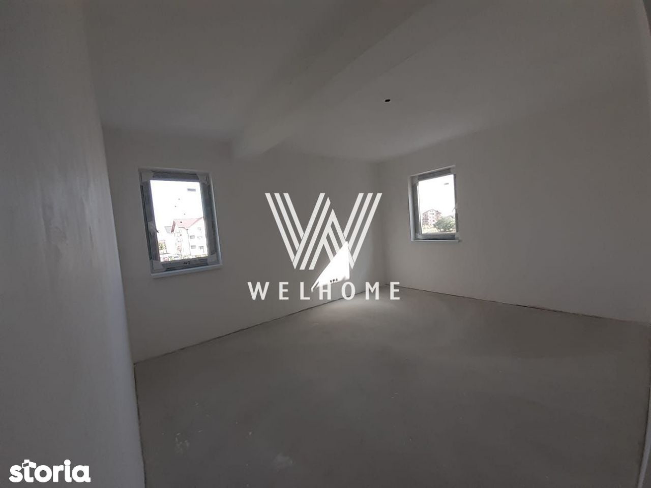 Apartament 3 camere, Terasa 27mp, in Calea Cisnadiei