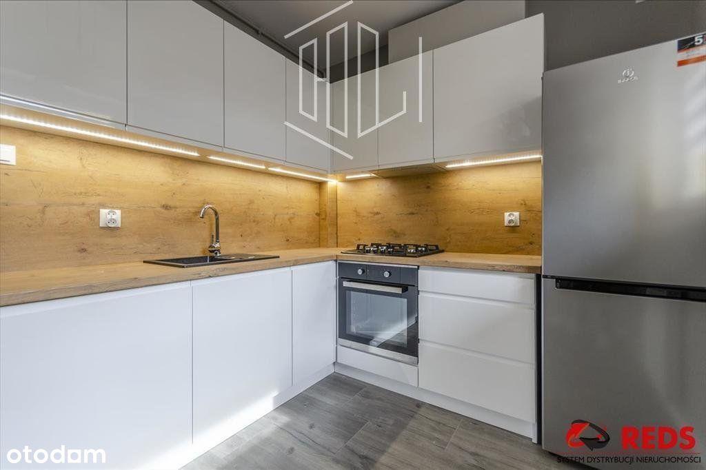 Przestronne mieszkanie z oddzielną kuchnią