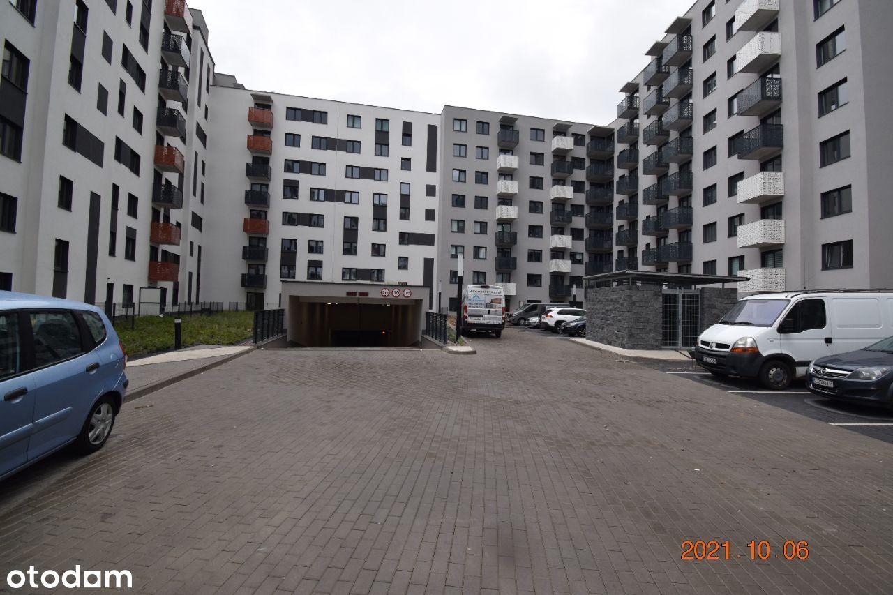 Garaż podziemny ul. Kamienna
