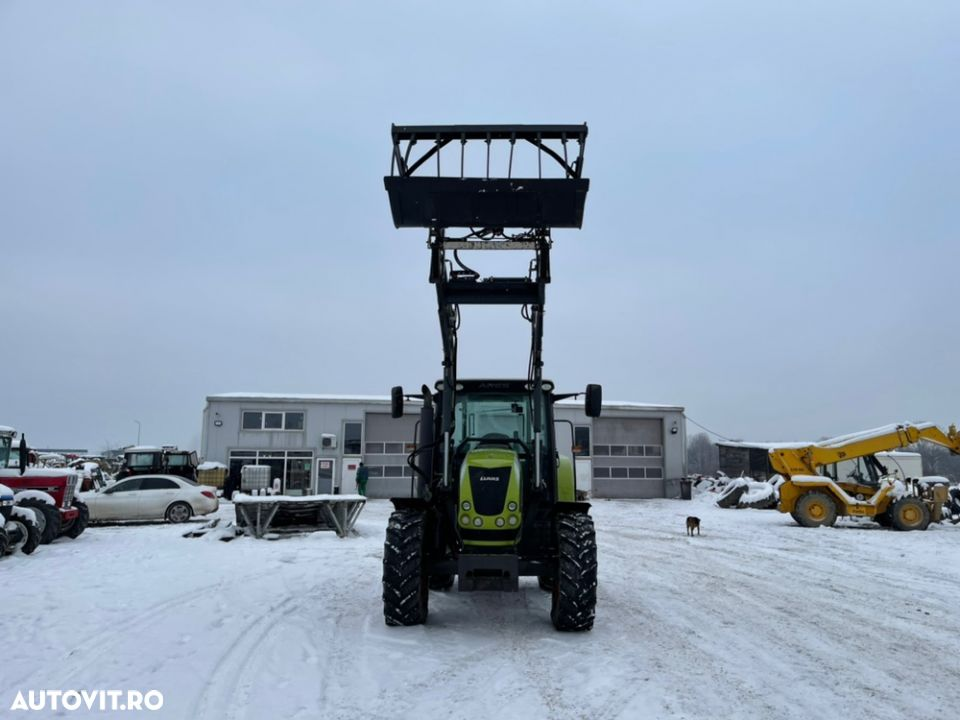 Claas ares 557 atx - 1