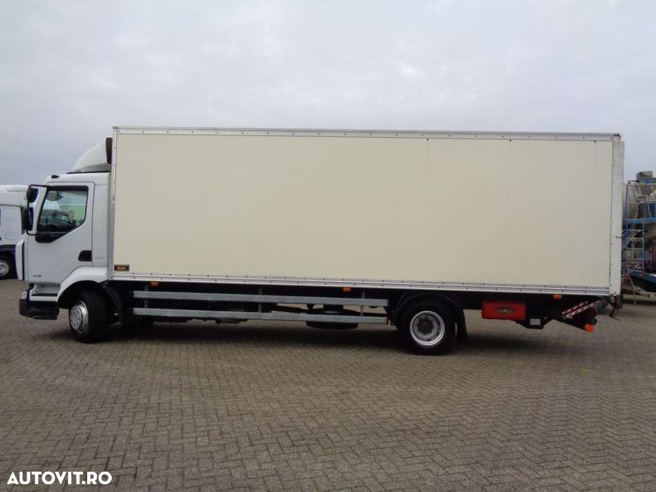 Renault Midlum 190 DXI + Manual + LIFT + euro 4 - 10