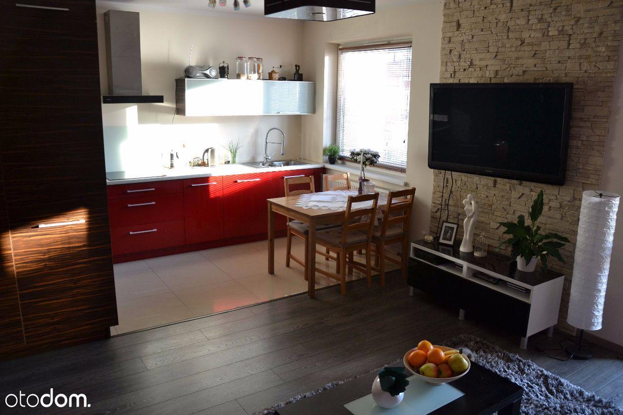 Piękne mieszkanie 3-pokoje, 2 duże tarasy + garaż