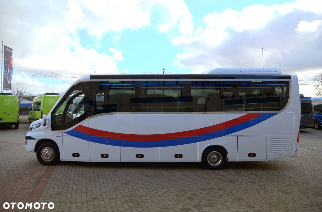 Iveco Cuby 70C HD Tourist Line Winda 31+1+1 No.415  Cuby Iveco 70C HD Tourist Line Winda 31+1+1 No.415 - 6