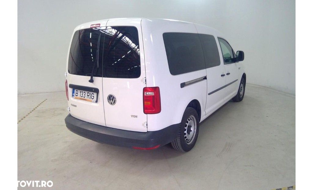 Volkswagen Caddy Maxi - 2