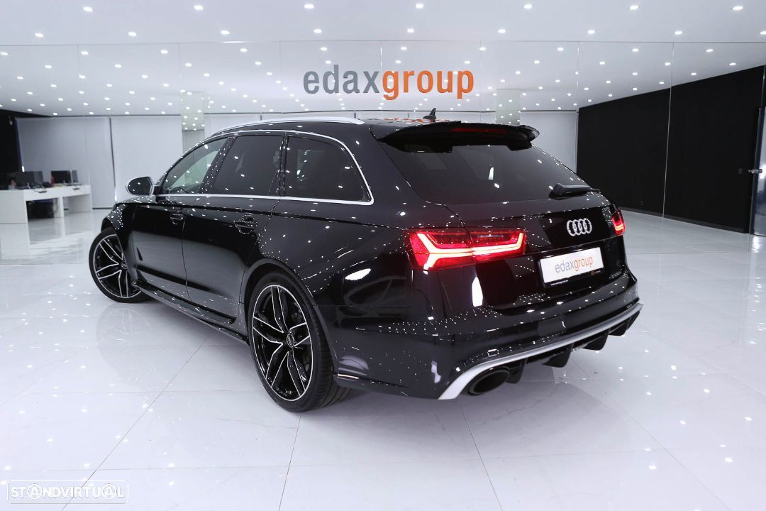 Audi RS6 A 4.0 TFSi Plus quattro Tiptronic - 25