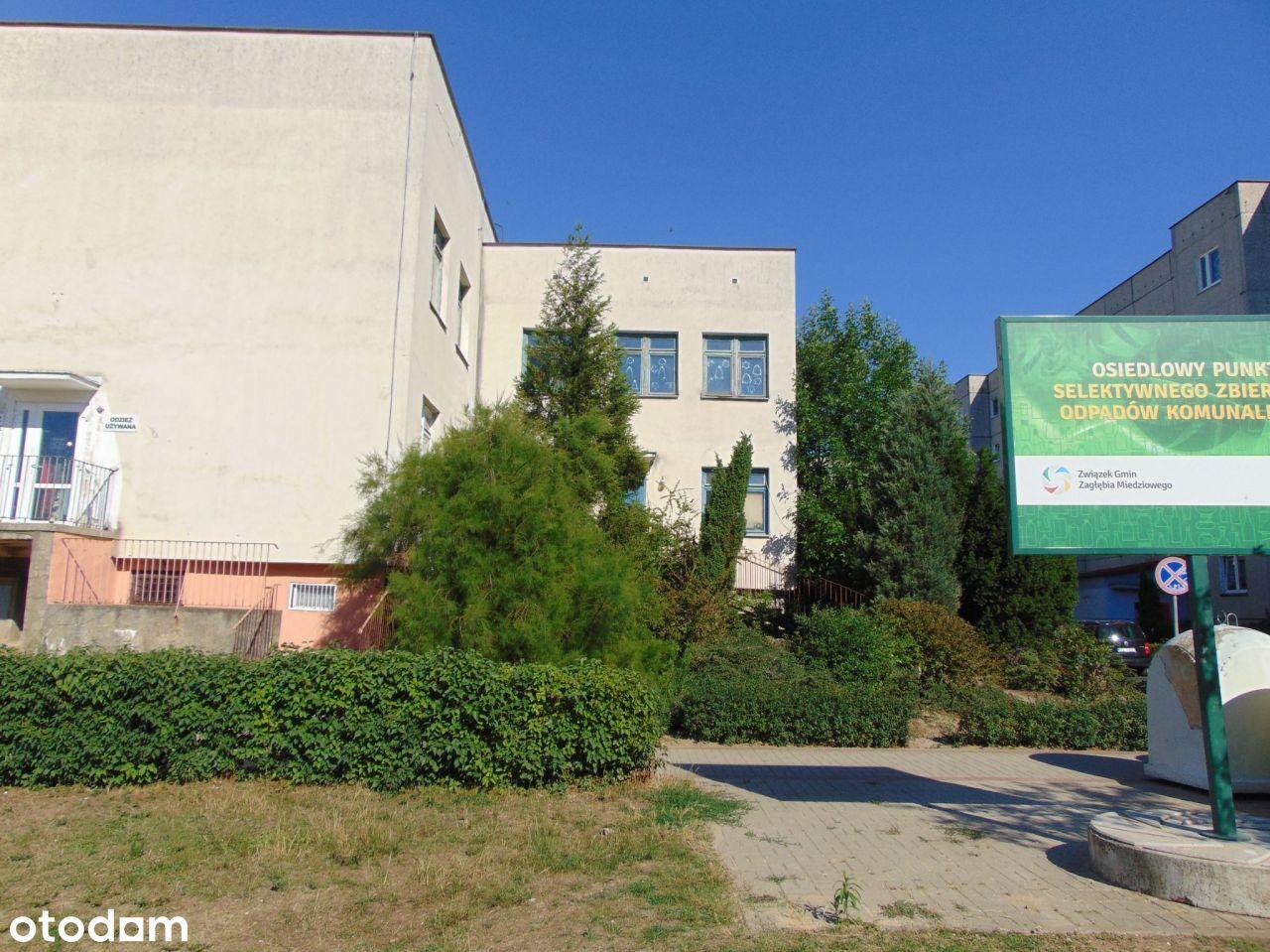 Przemków, Akacjowa 7, budynek usługowo-handlowy
