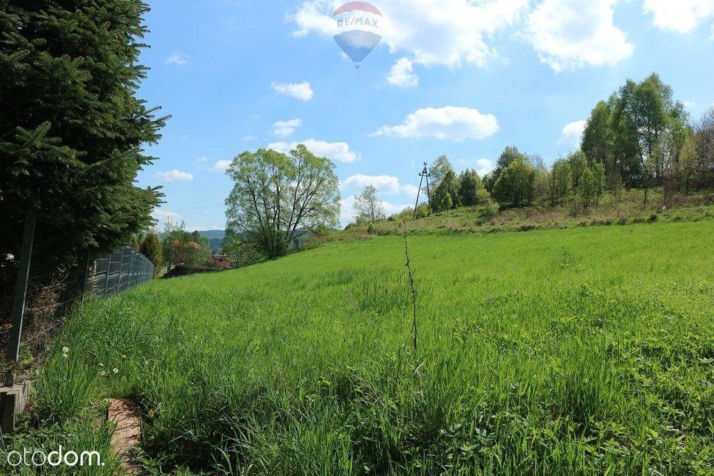 Działka rolna w Gilowicach