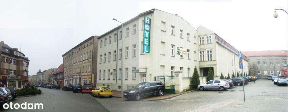 Budynek po Hotelu Łużyckim Żary