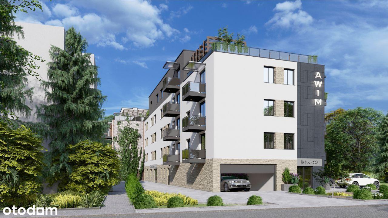 Apartamenty Cynamonowe | mieszkanie M50