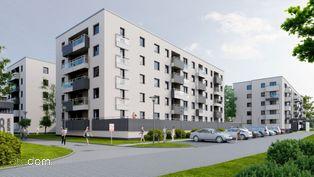 Gotowe mieszkanie 2 pokoje - 49m2 - Jagodno