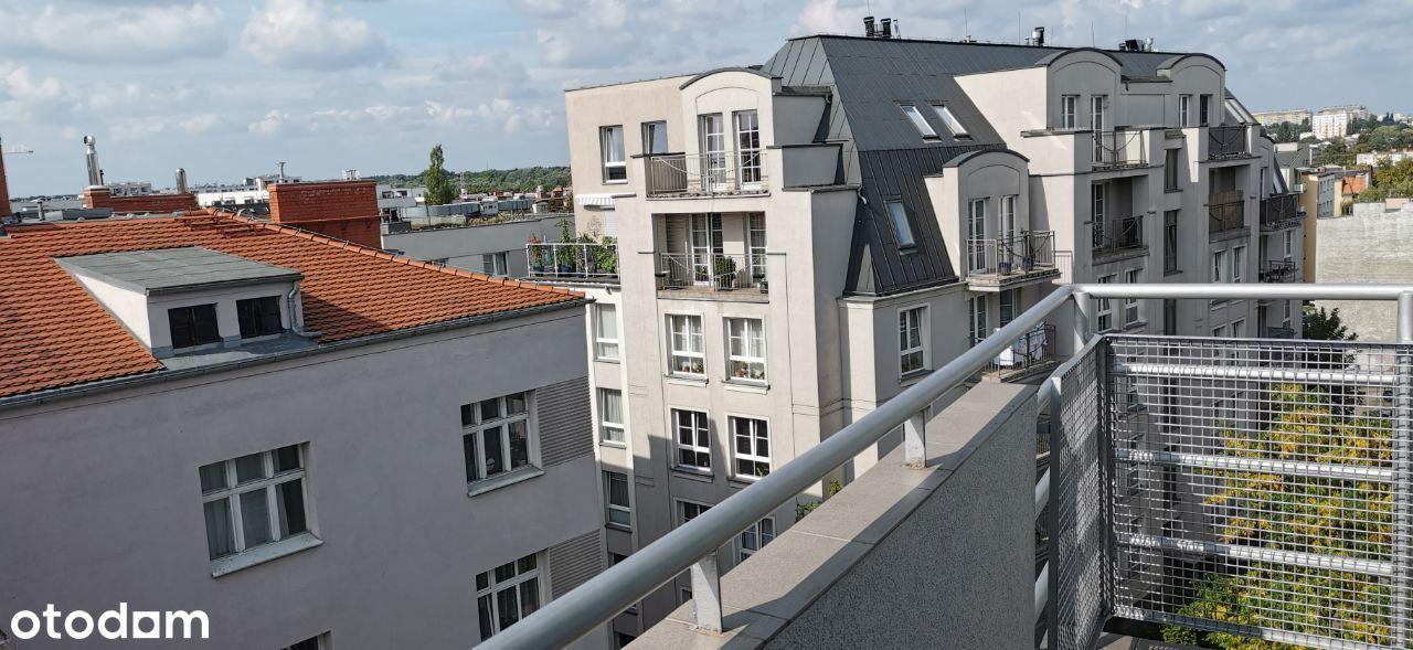 Centrum, Ostatnie piętro, 2 pok. + garaż, Ataner
