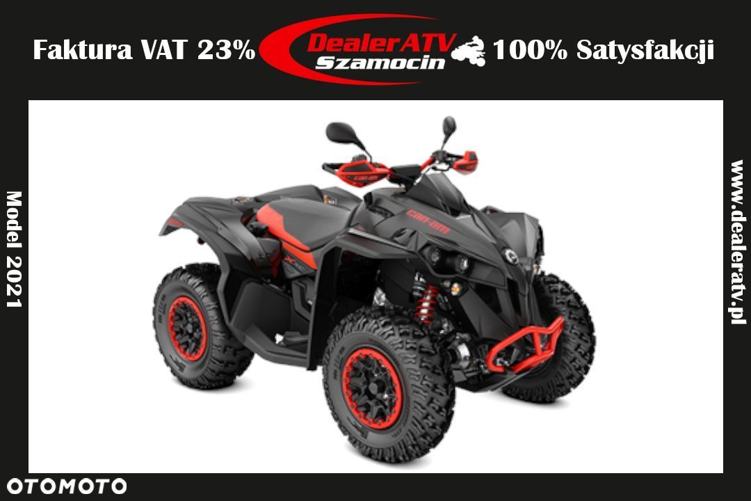 Can-Am Renegade X XC T 1000 5MMA Model 2021 FV23% - 1