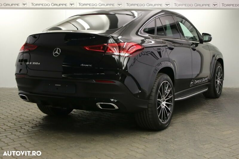 Mercedes-Benz GLE Coupe 350 - 15