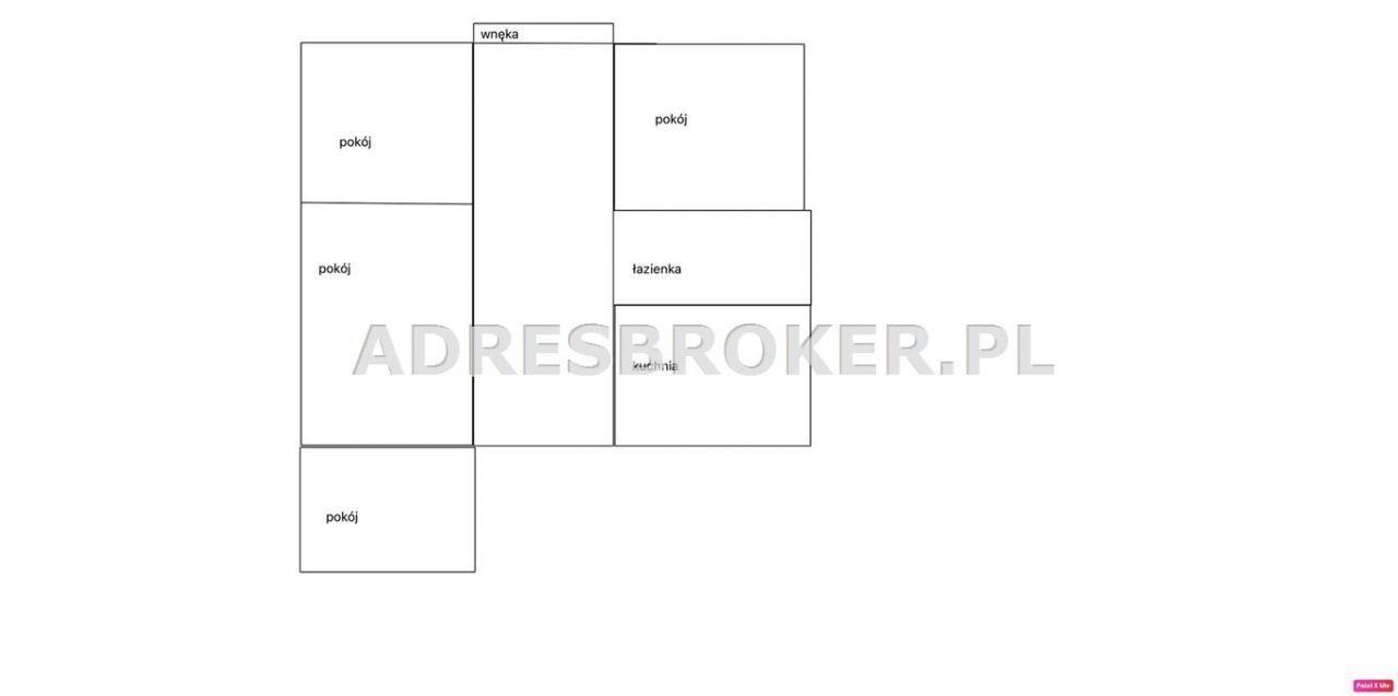 Mieszkanie, 111,78 m², Gliwice