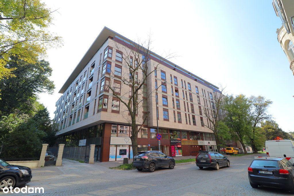 Duży lokal usługowo-biurowy w Solaris Park