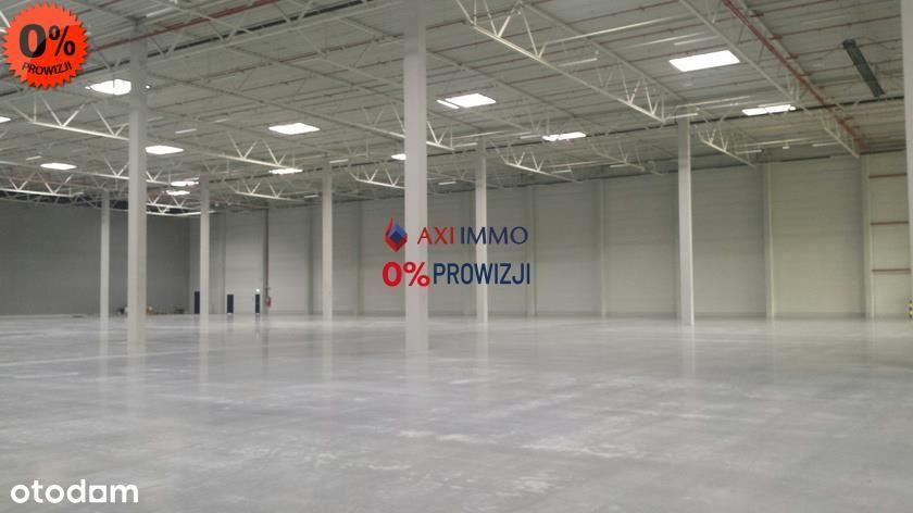 Nowoczesny magazyn blisko Krakowa przy A4 2300 m2