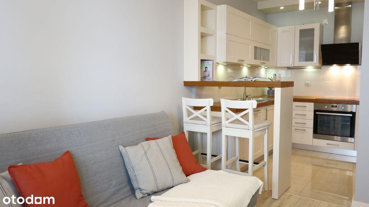 Mieszkanie z balkonem i miejscem postojowym