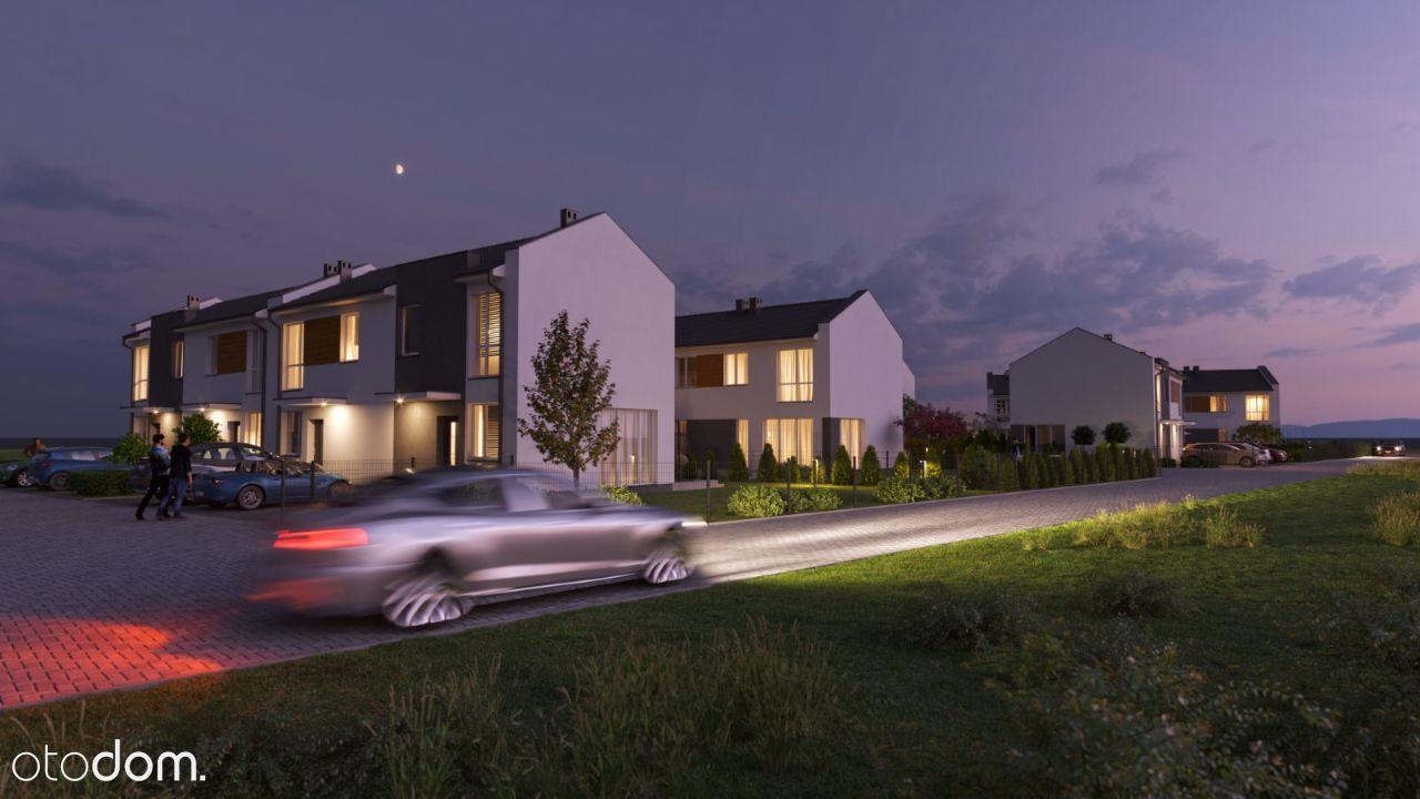 Wygodne mieszkania 70.96m2 z ogrodem