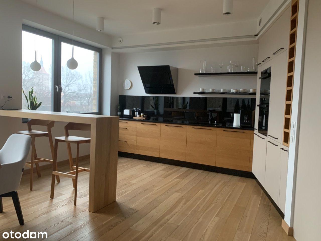 Luksusowy apartament/100 m2/Olsztyn/Stare Miasto