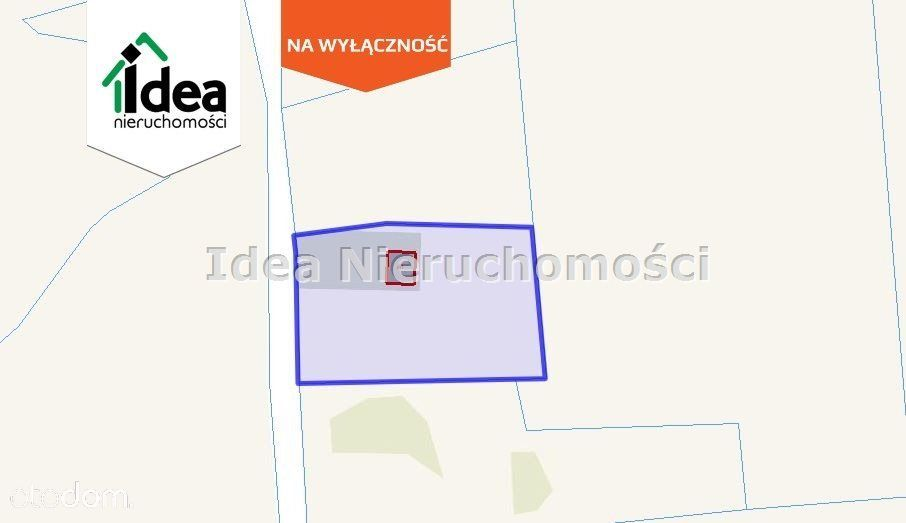 Działka budowlana 2931 mkw Kotnowo