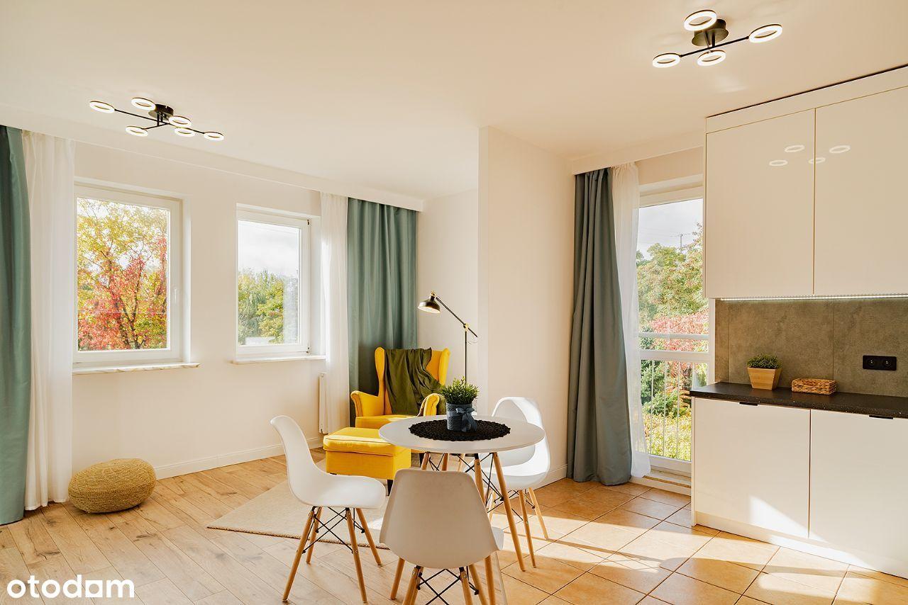 Wspaniałe mieszkanie przy parku nad Balatonem