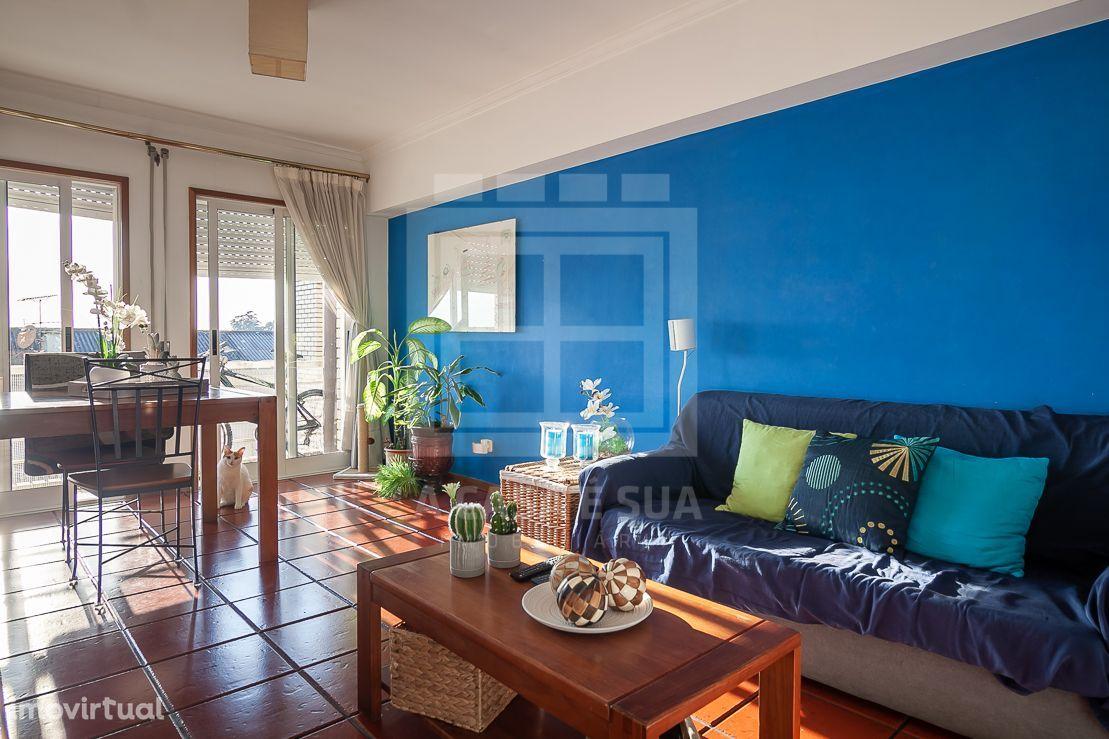 Apartamento T2 em São João de Ovar