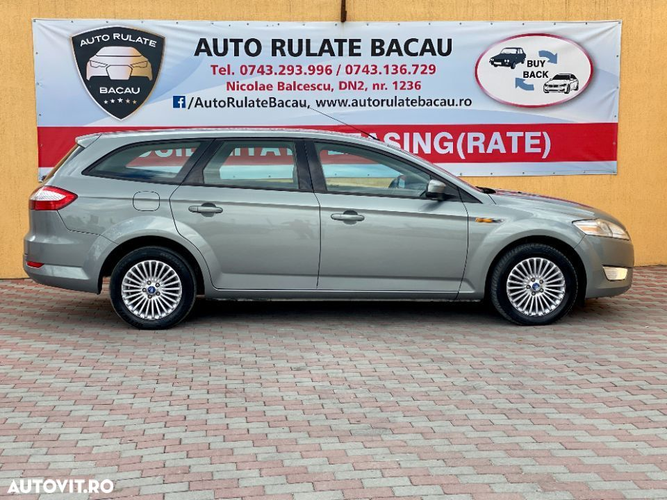 Ford Mondeo 1.8 - 8