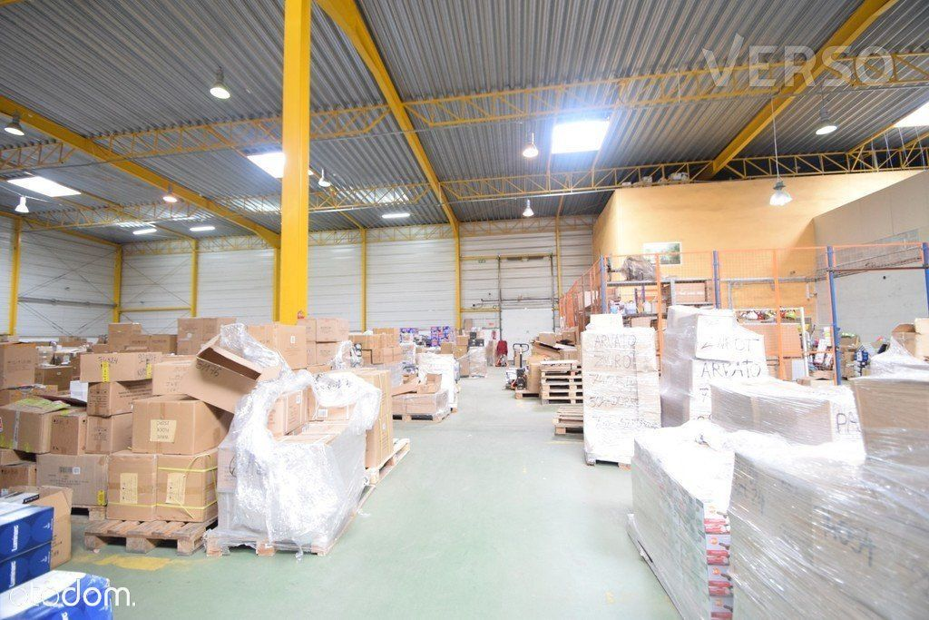 Magazyn/warehouse 3300 sqm. We speak english.
